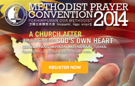 Click here to visit dedicated website on the Methodist Prayer Convention 2014