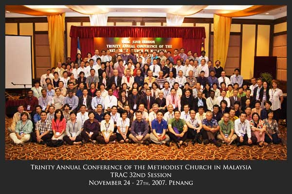 32nd TRAC Session Group Photo (2007)